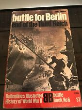 WWII Battle for Berlin Book #6 Ballantine