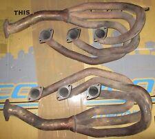 Porsche 911 2.0 Engine Motor exhaust manifold headers Auspuff Krümmer