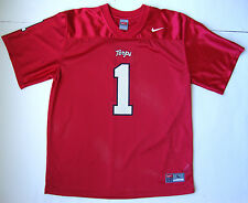 Men's NIKE MARYLAND TERPS TERRAPINS Football Jersey size large L