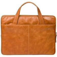 dbramante1928 Silkeborg Leather Bag Briefcase for 13 Inch Laptop - Tan