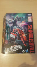 HASBRO Transformers WFC EARTHRISE DELUXE WFC-E31 [IRONHIDE & PROWL] 2-PACK.....,