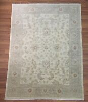 Hand-knotted Afghan Carpet 152x195 Cm Finest Ziegler Chobi Traditional Wool Rug