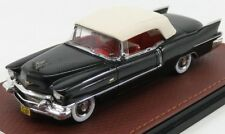 wonderful modelcar CADILLAC Series 62 Convertible 1956 closed top - black-  1/43