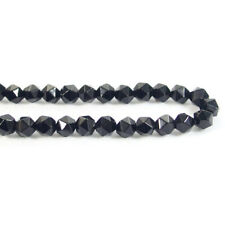"""Natural Jade 8mm Faceted Spacer Diamond Shape Stone Beads Strand 15"""" jewelry DIY"""