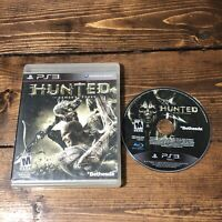 Hunted: The Demon's Forge (Sony PlayStation 3, 2011)- No Manual