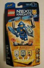 BRAND NEW Lego NEXO KNIGHTS (Ultimate Clay) 70330