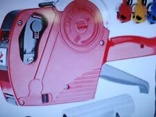 Mx-5500 8 Digits Eos Price Tag Gun - Red Color