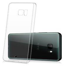 Thin Slim Soft Clear Transparent Gel TPU Case Cover For HTC U Ultra   HTC U Play