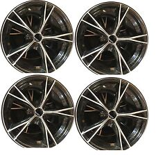 Lotus Exige S Lotus Sport Wheel 4 rim set Diamond Cut finish