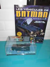 17.04.17.3 Eaglemoss voiture Batman batmobile detective comics 156 DC 1/43