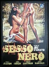 Vendo film dvd SESSO NERO (lotto stock) FUORI CATALOGO - Joe D'Amato