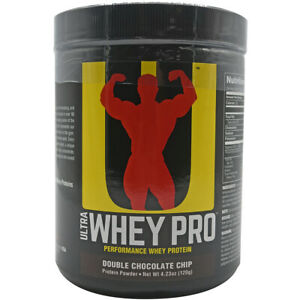 Universal Nutrition Ultra Whey Pro - 4 Servings - Double Chocolate Chip