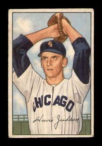 1952 Bowman Set Break # 149 Howie Judson VG *OBGcards*