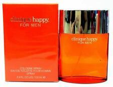 Clinique Happy Men Eau De Toilette 100ml US Tester Free Shipping Nationwide