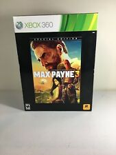Max Payne 3: Special Edition  (Xbox 360, 2012)  No Game. Statue/Art/keychain/Box