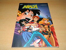 EIDALON Anime/Manga -Ninja High School - Classic Vol.3 - Ben Dunn - NEU