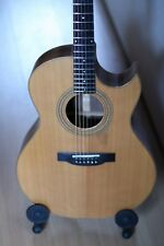 Patrick Eggle Stratford Pro Electro Acoustic with fitted Case from Guitars Wales