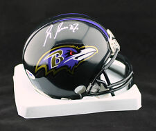 Ray Rice SIGNED Baltimore Ravens Mini Helmet + 27 ITP PSA/DNA AUTOGRAPHED