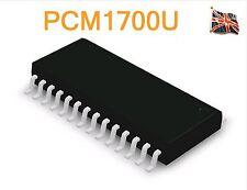 PCM1700U IC DAC BURR BROWN SOIC - 28 UK STOCK