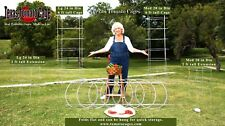 """TEXAS TOMATO CAGE 6 Ft 20"""" Dia Med Cages 6 PK for Plant Support Cages Gardening"""