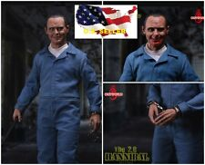 1/6 The Silence of the Lambs Dr. Hannibal Anthony Hopkins Figure 2.0 ❶USA❶
