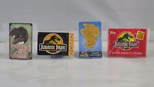 Authentic Jurassic Park Collectible Film Cards - TOPPS