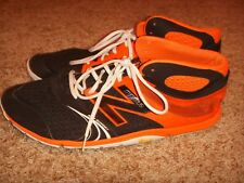 New Balance Minimus MX20MG3 High Top Orange Black Mens Size 16D