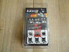 BLACKSAD - Pack 12 Dados oficiales - juego rol - Nuevos