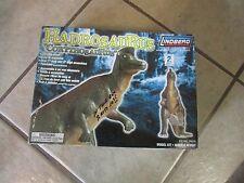 "Lindberg Hadrosaurus ""Corythosaurus""/Stegosaur us Model Kit - 2 Kits in 1 (T 4)"