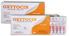 40ML Oxytocin 10IU Injection For Dogs, Cats, Goats, Pigs, Horses, Sheep,Cattle