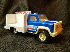 "Nice Vintage Tonka  7 5/8"" Pepsi cola Delivery Pickup Truck"