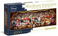 Clementoni Disney Panorama Orchestra 1000 Piece Jigsaw Puzzle Mickey Mouse - NEW