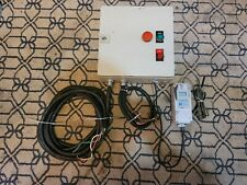 Tobias Brinkmann Vegetable Oil Heater controller leads and thermostat eStop