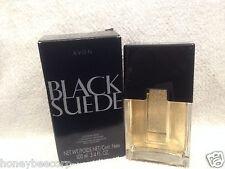 Avon Black Suede Cologne Spray 3.4 oz for Men***NEW***
