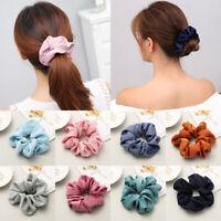 Hair Accessories Elastic Hair Rubber Bands Satin Hair Scrunchies Hair Rope