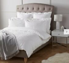 JohnLewis & Partners Crisp and Fresh Ella Origami Cotton Bedding duvetcover only