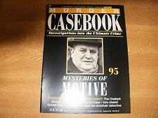 Thomas Ley, MURDER CASEBOOK 95, Ronald Light, Jack Mudie, Anna Bella Wright