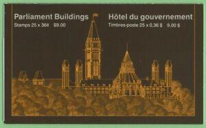 Canada 926Bd Booklet BK94 MNH Parliament Buildings