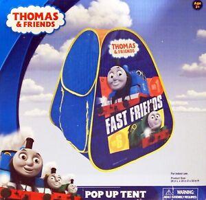 Thomas & Friends Child Size Pop Up Tent - NEW
