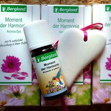 Bergland AROMA-SET Moment der Harmonie Duftstein Duftmischung ätherische Öle pur