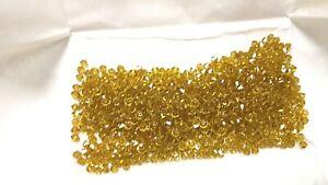 140 swarovski bicone crystal beads,4mm lime #5301