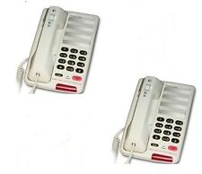 Corded Telephone Amplified for Great Clarity Hearing Aid for Senior Citizen