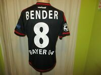 Bayer 04 Leverkusen Adidas Champions League Trikot 2015/16 + Nr.8 Bender Gr.S- M