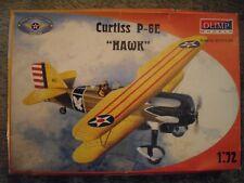 Olimp Models 72006 Curtiss P-6E Hawk 1/72 et  RODEN 003 1/72 Pfalz D.III World