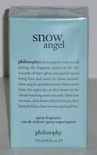 Philosophy Snow Angel eau de toilette Spray Fragrance 4 fl oz Brand New Sealed