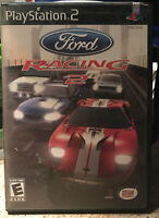 Ford Racing 2 PS2 (Sony PlayStation, 2003) (SS2042114) Complete And Tested