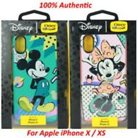 100% Authentic NEW Otterbox Symmetry Series Totally Disney Case for iPhone X/Xs