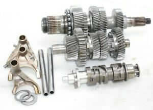 Buell XB9 XB12 Gearbox Switch Cylinder Transmission Shaft Gear Motor Year