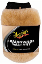 Meguiars Lambswool Wash Mitt with Bug Remover AG1015