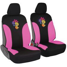 Waterproof Angry Tweety Bird Cartoon Character Front Car Seat Covers (Pair)
